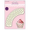Floral - Cupcake Wrappers (pack of 12)
