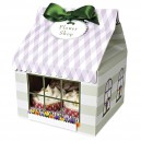4 Cavity Flower Shop Box (pack of 3)