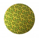"12"" Round - Gold Green Holly 12mm Thick"