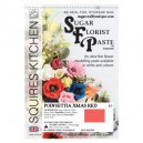 Poinsettia Xmas Red - 100g SK Florist Paste