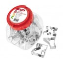 Large Alphabet Cutters - Set of 26