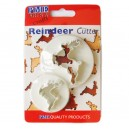 Reindeer Cutter Set